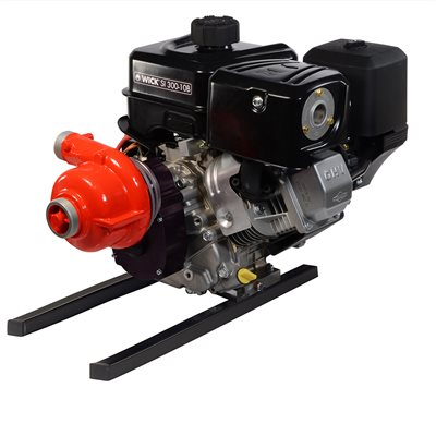 71WICKSI300 10BC fire pump