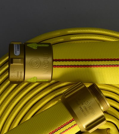 Aquaflow Plus Fire Hose