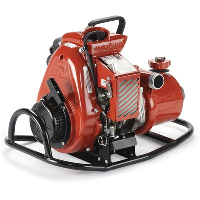 WICK 375 Fire pump
