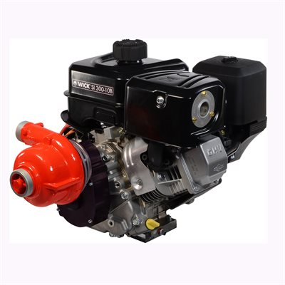 Wick SI 300 10B fire pump