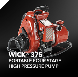 Fire pump Wick 375